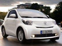 丰田IQ EV电动汽车