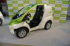 丰田COMS EV座椅
