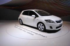 丰田Auris混合动力汽车