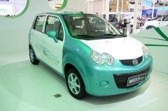 海马王子EV电动汽车