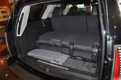 凯雷德Hybrid后备箱