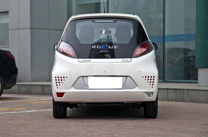 荣威E50 EV纯电动汽车