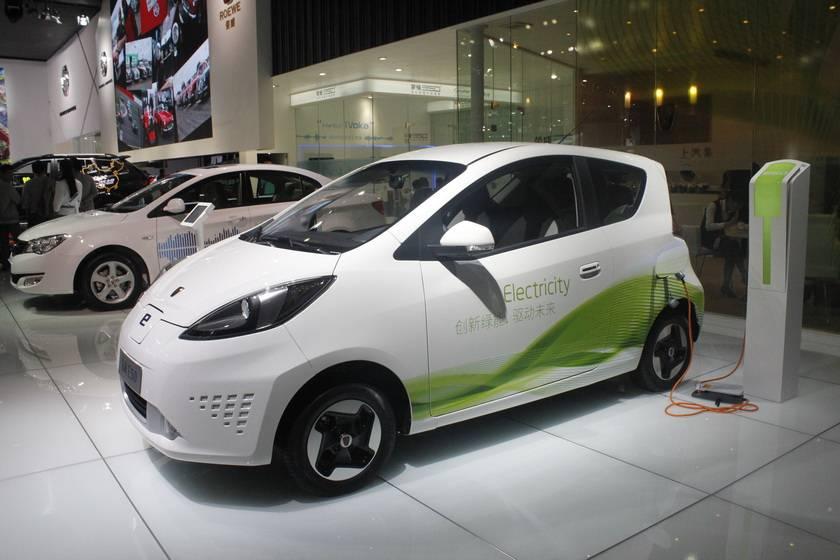 荣威 - 荣威E - 荣威E50 EV