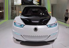 双龙e-XIV EV纯电动汽车