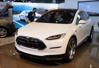 特斯拉Model X EV
