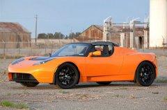 特斯拉Roadster电动超跑