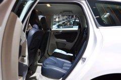 沃尔沃XC60-车厢座椅