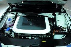 一汽开利EV引擎