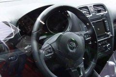 高尔夫蓝驱EV-方向盘