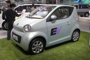 风神E30 EV电动汽车