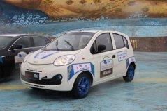 奇瑞eQ纯电动汽车